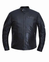 Unik International 502.AGR Mens Premium Scooter Jacket
