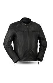First Manufacturing  Mens FIM288CHRZ Top Performer Jacket