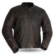 First Manufacturing  Mens FIM277CVZ Commuter Jacket