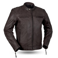 Mens  FIM288CHRZ  Scooter Jacket by First Manufacturing