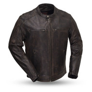 FIM253SDC  Mens Hipster Scooter Jkt by First Mfg