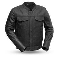 Mens  FIM266DML Cutlass Leather Club Style Jkt.