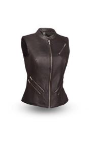 Womens FIL512NOC Fairmont  M/C Vest by First Mfg