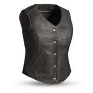 Womens FIL565CSL Derringer  M/C Vest by First Mfg