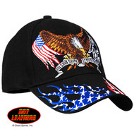 Hot Leathers Some Gave All Ball Cap