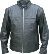 Men's Basic Light Weight Scooter/Shirt Jacket