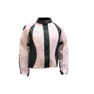 Dream Apparel Ladies Mesh Racer Jacket