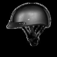 D.O.T. DAYTONA SKULL CAP- GUN METAL GREY