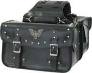 PVC-66 UV Protected Motorcycle Saddlebag