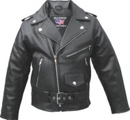 Kid's Basic Motorcycle Jacket