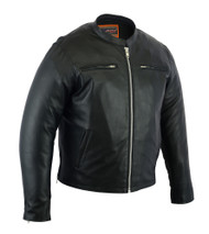 Daniel Smart DS714 Men's Sporty Cruiser Jacket