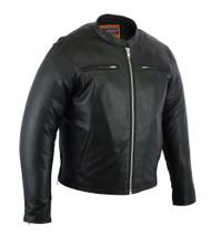 Daniel Smart DS714 Men's Sporty Cruiser Jacket