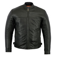 Daniel Smart DS718 Men's Scooter Jacket
