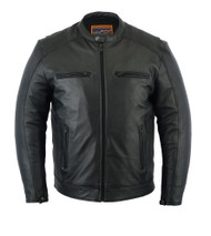 Daniel Smart DS735 Men's Cruiser Jacket
