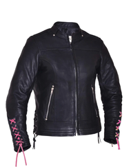 Unik International 6801.24 Ladies Hot Pink Ultra Jacket