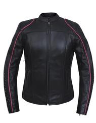 Unik International 6824.24 Ladies Premium Leather Jacket