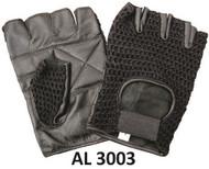 Allstate Leather 3003 Leather Fingerless Gloves