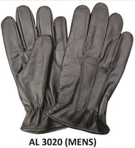 Allstate  Leather 3020 Lined Mens Driving Gloves