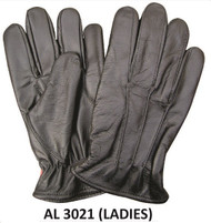 Allstate Leather 3021 Ladies Lined Driving Gloves