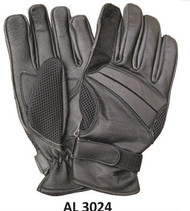Allstate Leather 3024 Vented Gel Palm Gloves