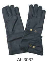 Allstate Leather 3067 Premium Leather Lined Riding Gloves