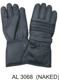 Allstate Leather 3068 Padded Riding Gloves