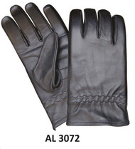 Allstate Leather 3072 Unlined Riding gloves