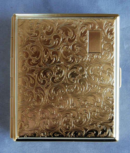 Paris brass front cover