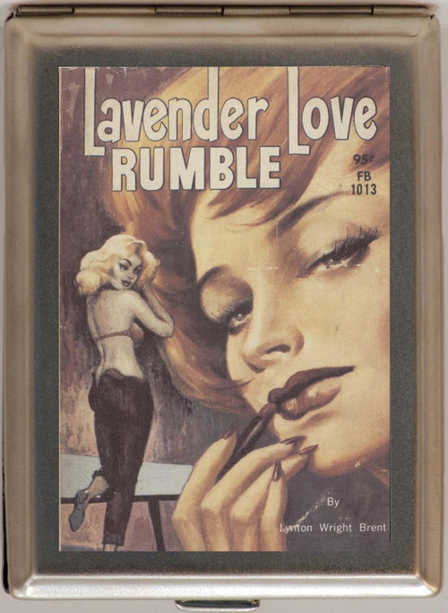 Lavender Love Rumble Large 1474