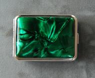 Green bakelite on both sides