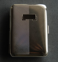 front of case