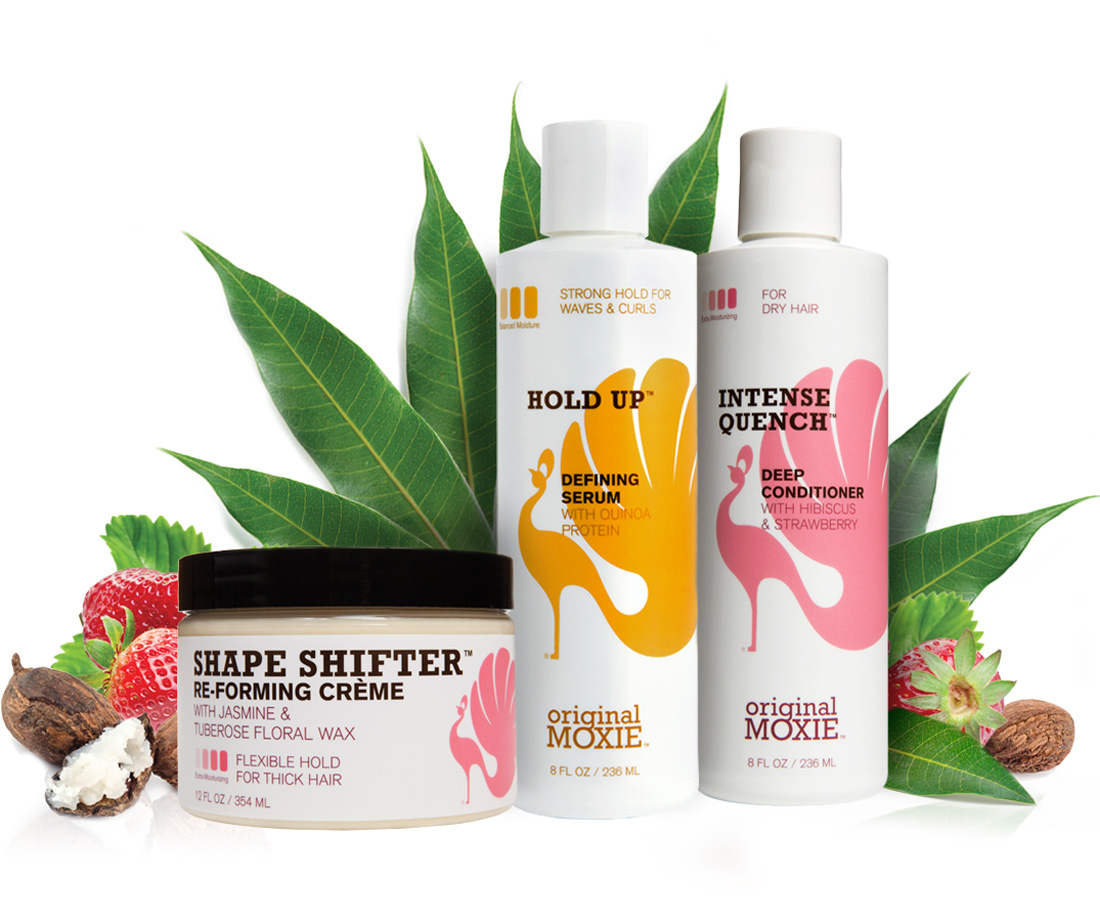 Shape Shifter Hair Type Personality Products