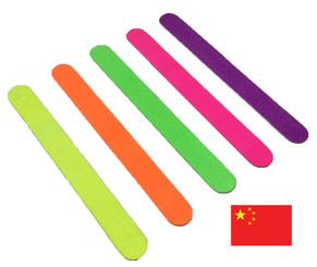 Neon Wood Board Variety Pack: 80-120-150-180-240