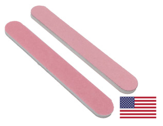 "Pink Mini File 3.5"" x .5"": 280/320 grit"