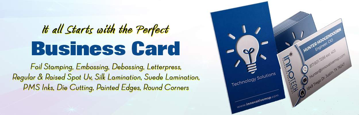 Printing Business Cards, Postcards, Club Flyers, Brochures ...
