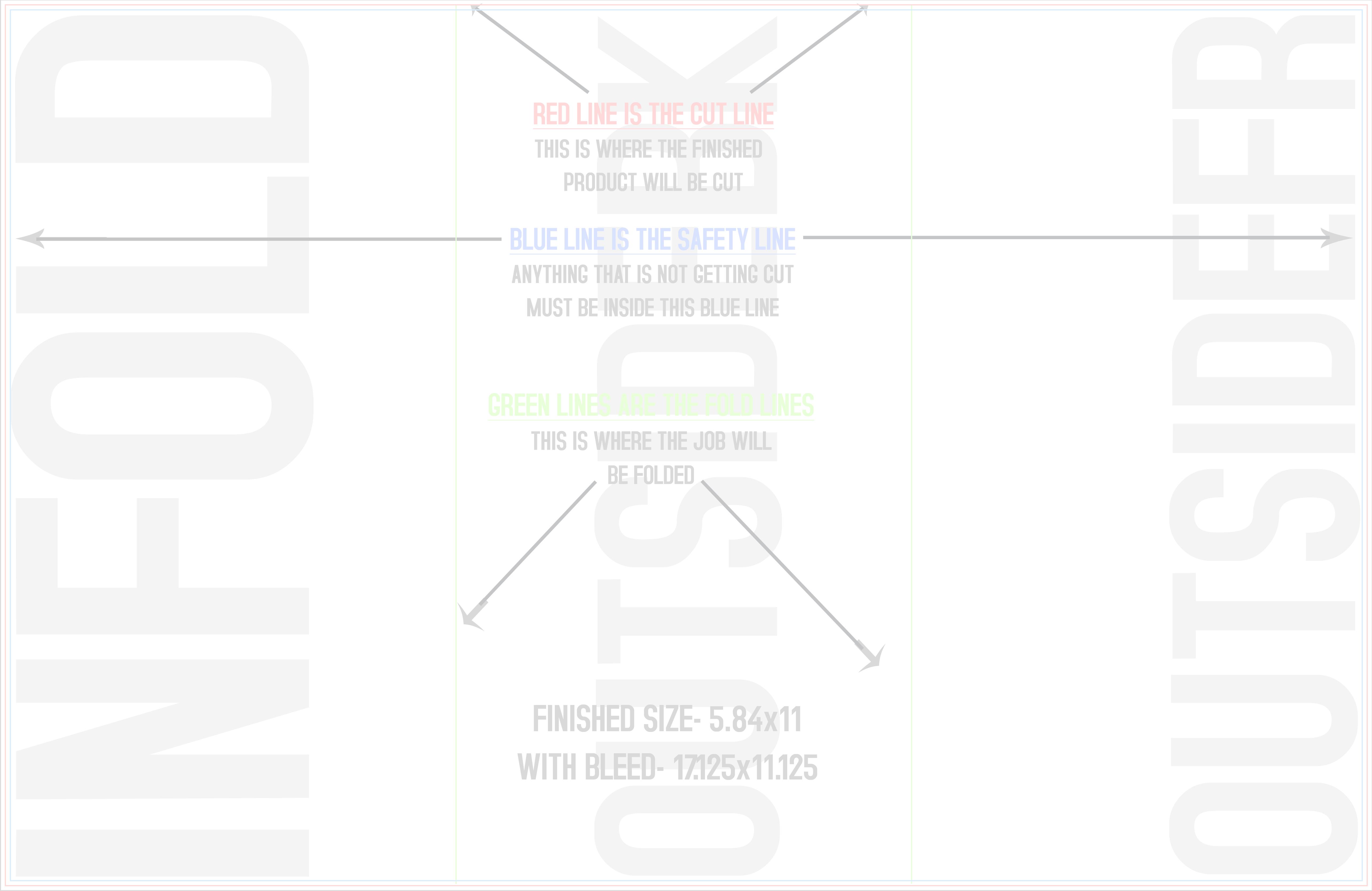 full color brochures menus printing services printshaq