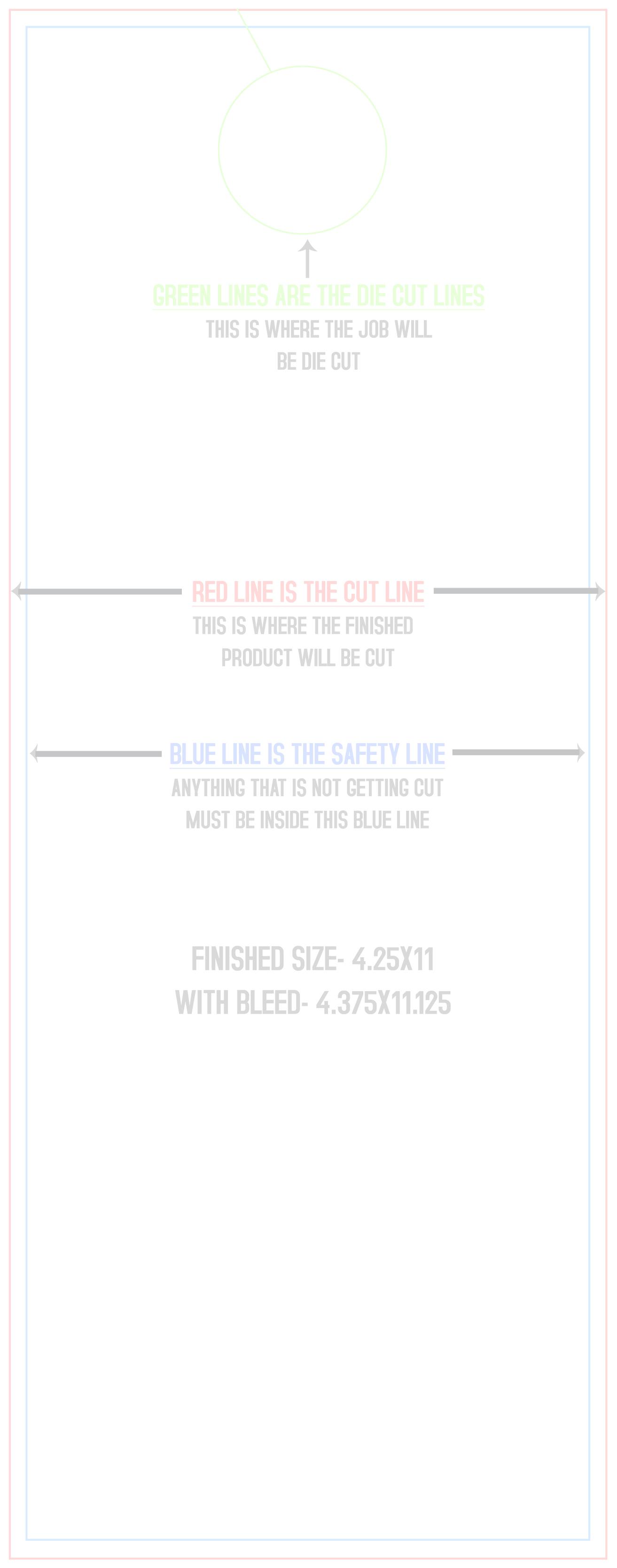 Door Hanger Printing Monachie, NJ | 16pt Door Hangers | Gloss Door ...