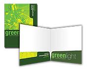 "14pt Gloss Presentation Folders (Small 6"" x 9"" or 5.25"" x 10.5"" )"