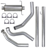 Pick Up Truck Exhaust Kits