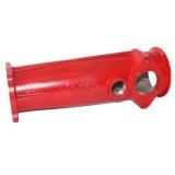 Peterbilt 386 Exhaust & Intake Manifolds