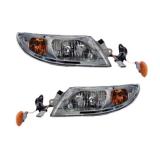 International 4200 4300 4400 DuraStar Headlights