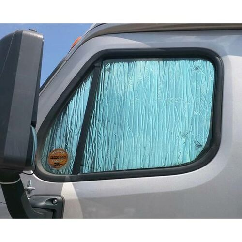 Volvo VN VNL Window Covers Sun Shades