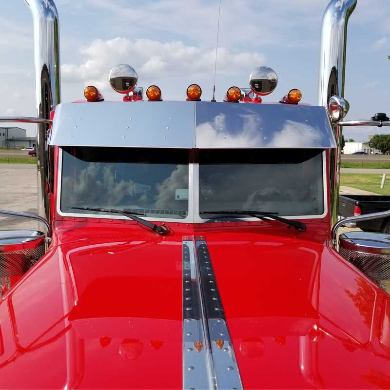Peterbilt 389 Pride And Class 14