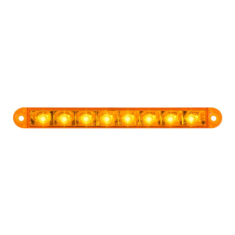 6 1 2 Led Pearl Series Dual Function Flush Surface Mount Light Bar By Grand General