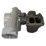 Kenworth T660 Turbo Chargers