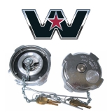 Western Star Locking Gas Caps & Anti Siphon