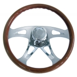 Peterbilt 386 Steering Wheels