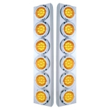 Kenworth T800 Breather - Air Cleaner Lights