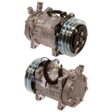 Kenworth T800 AC & Heating
