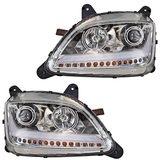 Peterbilt 587 Headlights